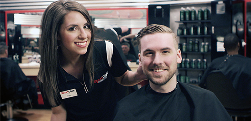 Sport Clips Haircuts of Harden Ranch Plaza Haircuts